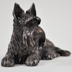 Scottish Terrier – Cold Cast Bronze-5501