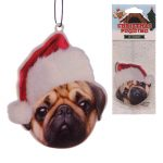 Pug - Air Freshener - Spiced Apple-0