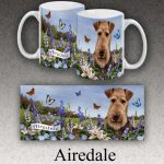 Airedale Terrier Mug-0