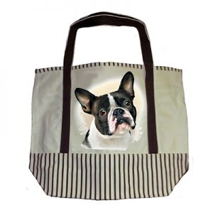 French Bulldog Tote Bag--0