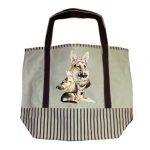 German Shepherd Tote Bag--0