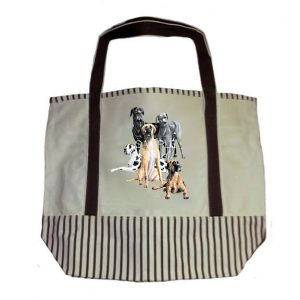 Great Dane Tote Bag--0