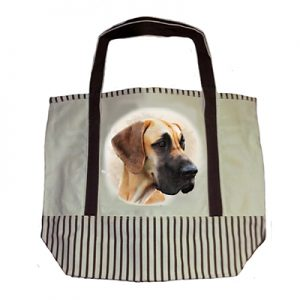 Great Dane Tote Bag-0