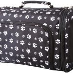 Paw Print Dog Carrier-6035