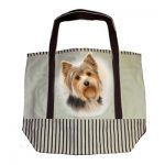 Yorkshire Terrier Tote Bag-0