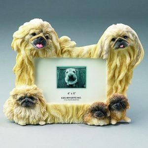 Pekingese Photo Frame-0