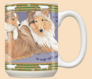 Rough Collie Mug-0
