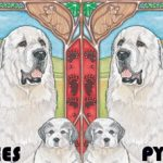 Pyrenean Mountain Dog Mug-6156