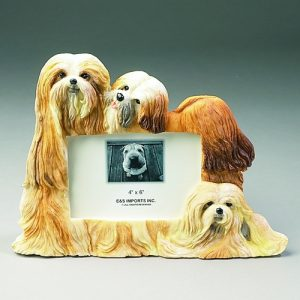 Lhasa Apso Photo Frame-0