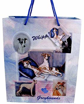 Whippet - Small Gift Bag-0