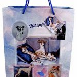Whippet - Large Gift Bag-0
