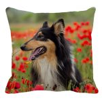 Collie Cushion Cover-0