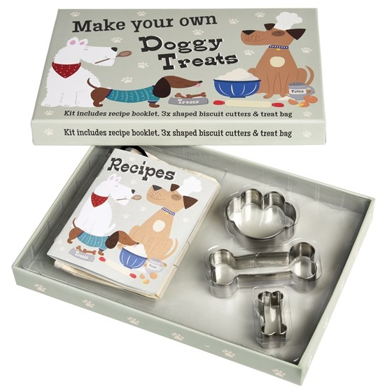 Make Your Own Doggy Treats Set-0