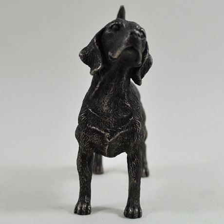 Beagle – Cold Cast Bronze-7535