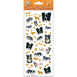 Border Collie - Craft Stickers-0