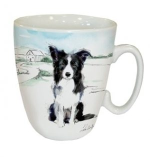 Border Collie Standard Mug-0