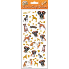 Boxer – Craft Stickers-0