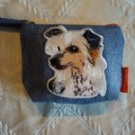 Chinese Crested Dog Coin Purse-7069