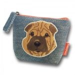 Chinese Crested Dog Coin Purse-7066
