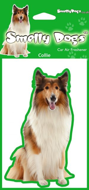 Collie - Air Freshener-0