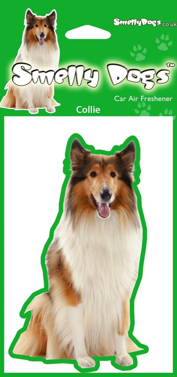 Collie – Air Freshener-0