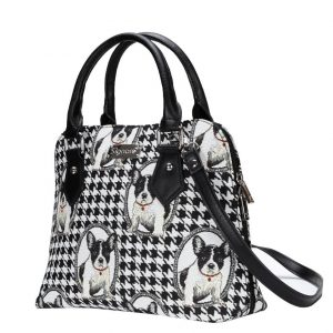 French Bulldog Convertible Bag-0