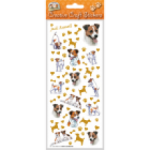 Jack Russell – Craft Stickers-0