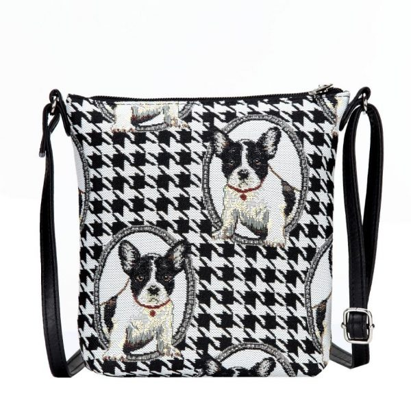 French Bulldog – Sling Bag-7606