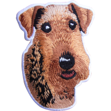 Airedale Terrier Coin Purse-0