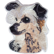 Chinese Crested Dog Coin Purse-0