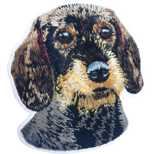 Dachshund (wirehaired) Coin Purse-0