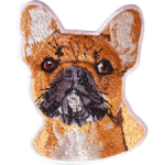 French Bulldog Coin Purse-0