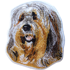 Tibetan Terrier Coin Purse-0