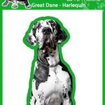 Great Dane - Air Freshener-0