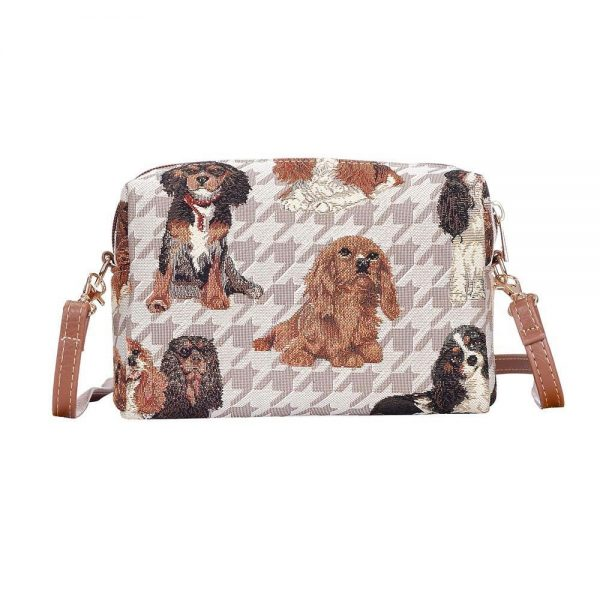 Cavalier King Charles Spaniel – Hip Bag-7650
