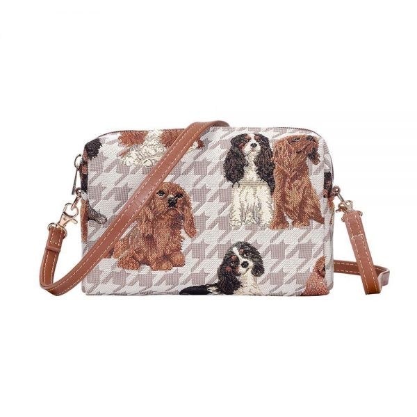Cavalier King Charles Spaniel – Hip Bag-0