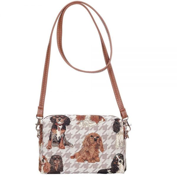 Cavalier King Charles Spaniel – Hip Bag-7648