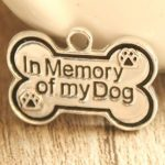 French Bulldog – In Memory Charm Keychain-7204