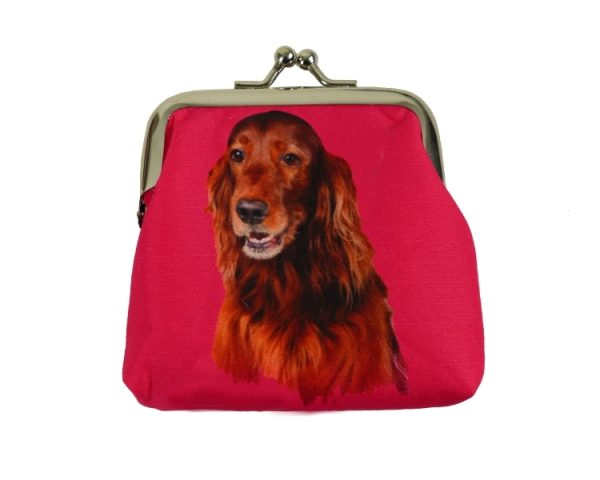 Irish Setter Coin Purse-0