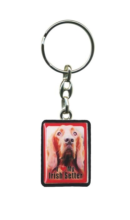 Irish Setter – Key Ring-0