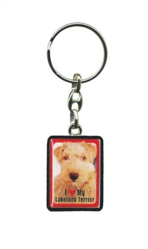 Lakeland Terrier - Key Ring-0