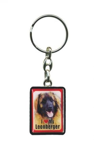 Leonberger - Key Ring-0