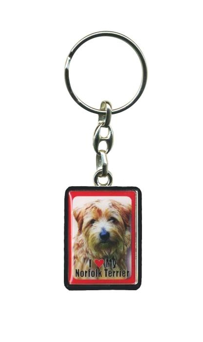 Norfolk Terrier – Key Ring-0