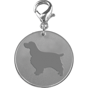 English Springer Spaniel ID Pet Tag-0