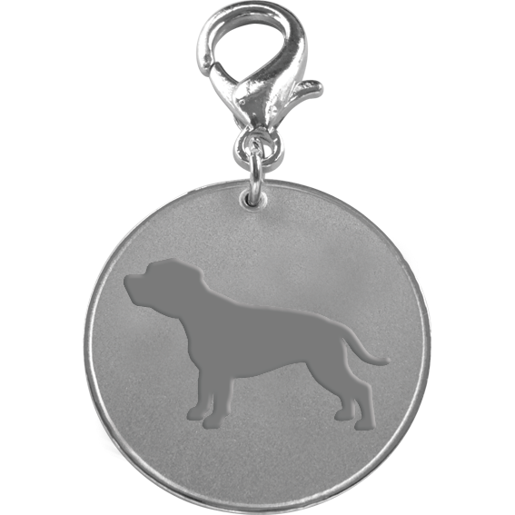 Staffordshire Bull Terrier ID Pet Tag-0