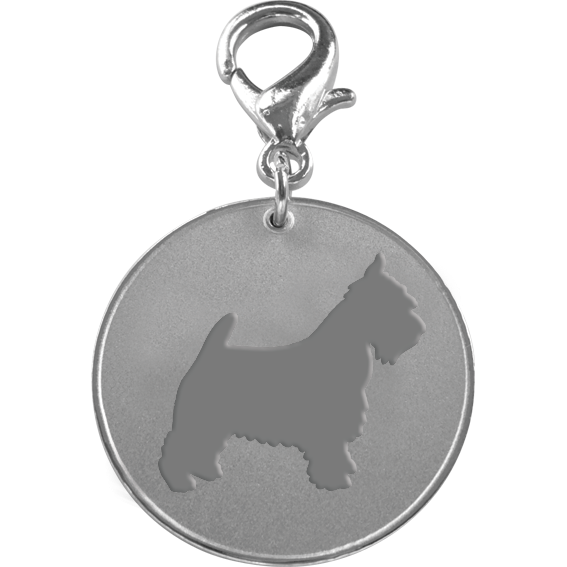 West Highland Terrier ID Pet Tag-0