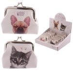 Cat Meow Coin Purse-7505