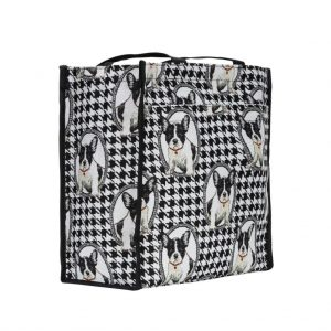 French Bulldog Shopper Bag-0