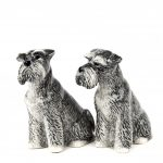 Schnauzer Pepper and Salt Set-0