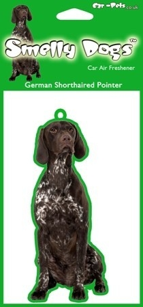 German Shorthaired Pointer - Air Freshener-0